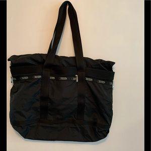 LeSportsac tote bag, used